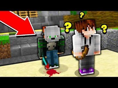 Murder Mystery Hypixel Minecraft Skins - Gomme skin fur minecraft pe