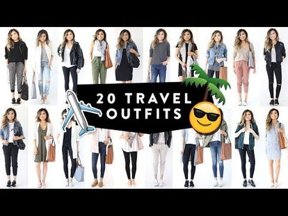 ff99f4a564c9 20 TRAVEL OUTFIT IDEAS – Miss Louie – heartonyoursleeve ca