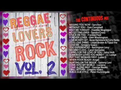 80s 90s Old School Lovers Rock Reggae Mix 2-Beres Hammond