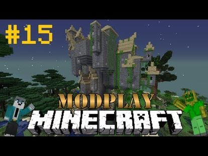 Minecraft Modplay YouTube - Minecraft hyperion spielen
