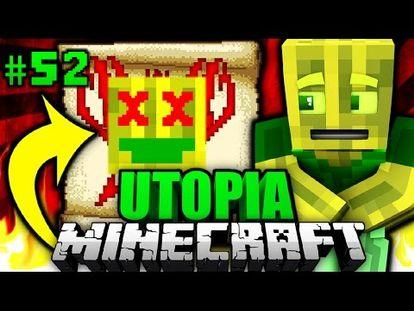 Adobe XD Daily Creative Challenge - Minecraft utopia spielen