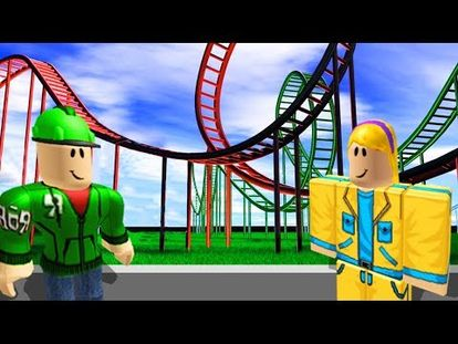 Biggest Rollercoaster Ever Roblox Themepark Tycoon 2 00 00