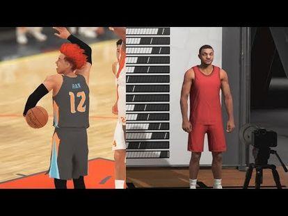 NBA 2K19 My Career Best Builds Dunks, Crossovers! - 00:00-2:12 - Sun