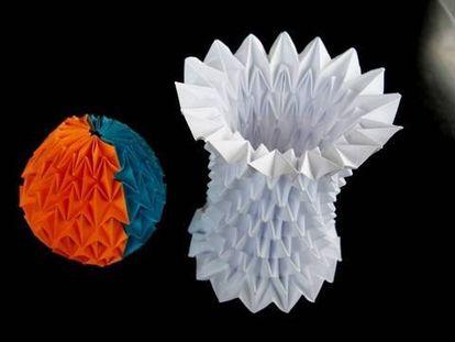 Transforming Origami | chilangomadrid.com | 311x414