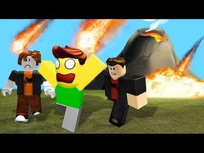 Escape The Erupting Volcano Roblox 00 00 27 40 Tue Jun 26