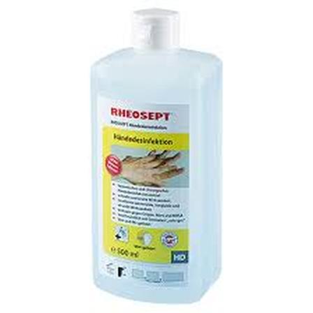 Haut/Händedesinfektion 500ml-Flasche