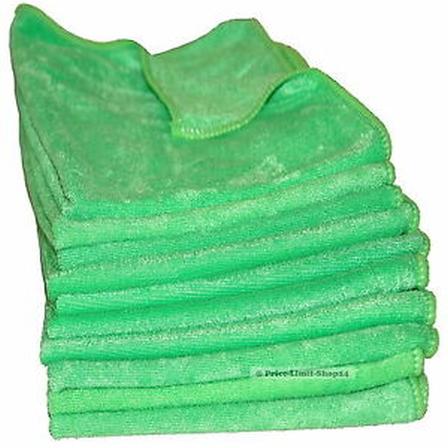 Microfasertücher für die Oberflächendesinfektion