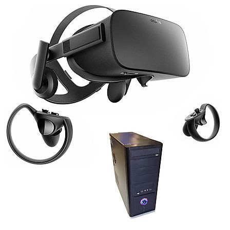 Virtual Reality/Oculus Rift + PC