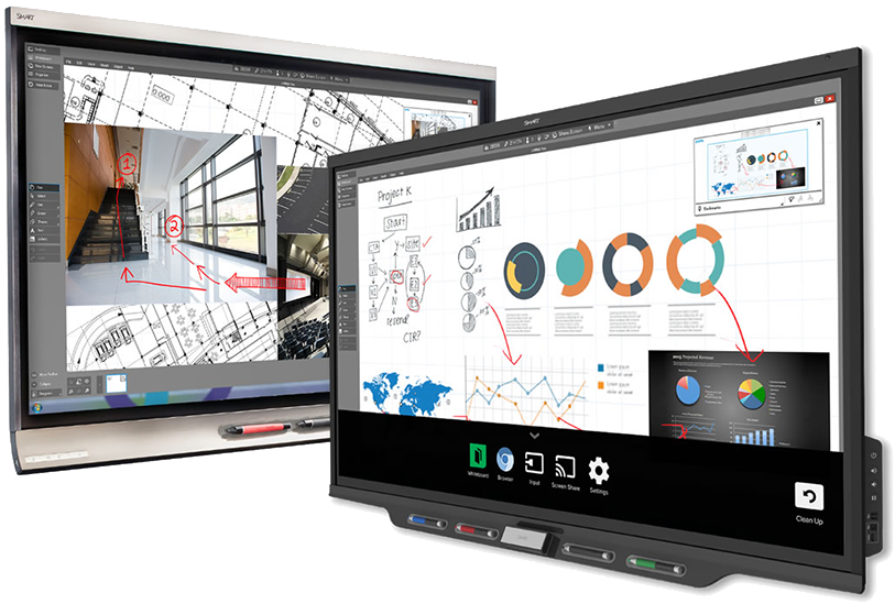 SMART Board Pro Series for Business and Government
