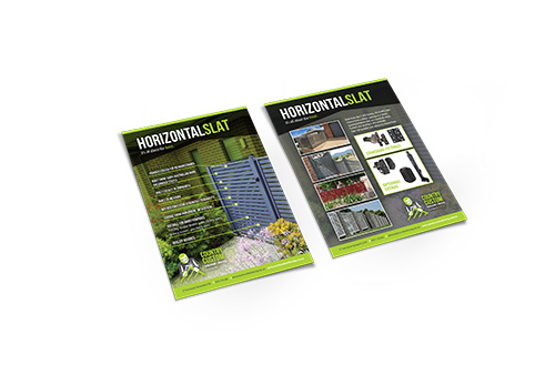 Tamworth Horizontal Slat Gate and Fencing Brochure