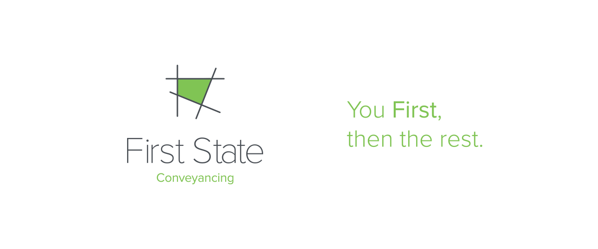 First State Conveyancing logo