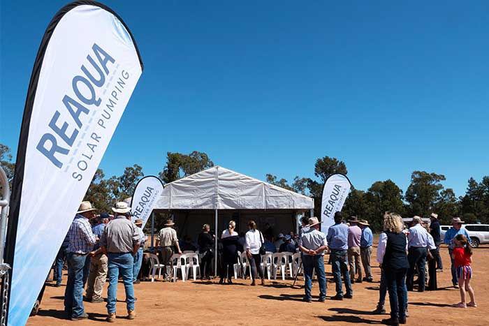 Launch Of ReAqua's 500kW System
