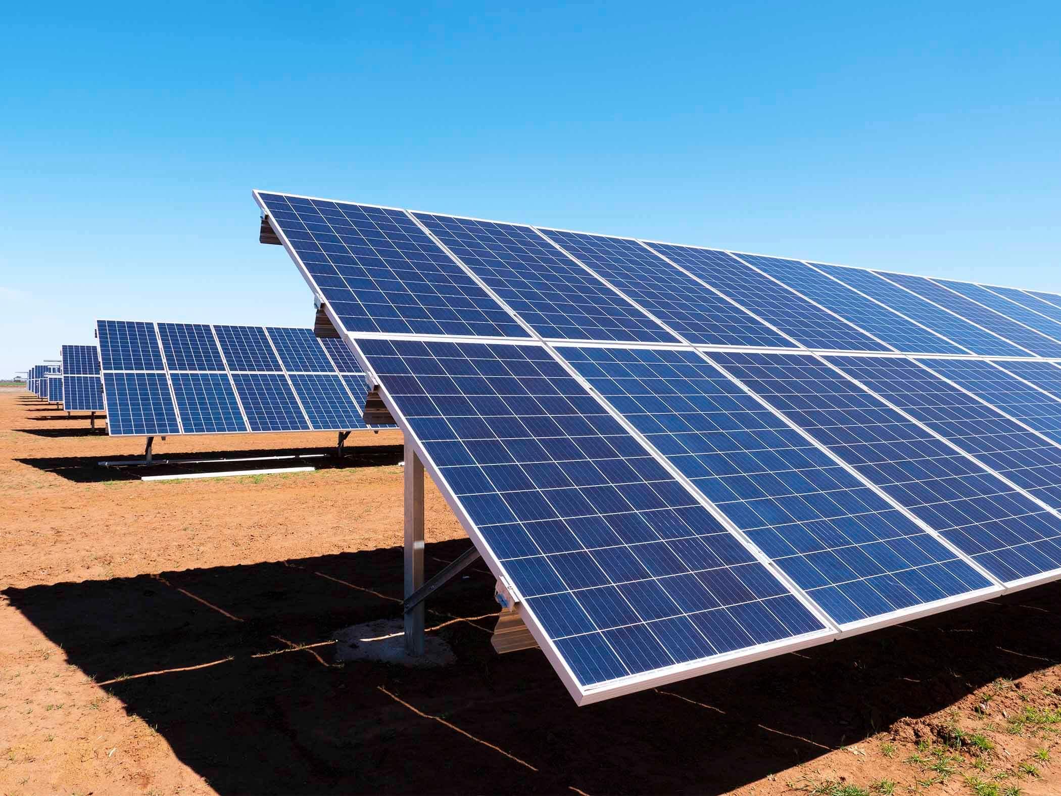 ReAqua Solar Diesel Hybrid Pumping System