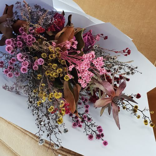 A Dried Bouquet
