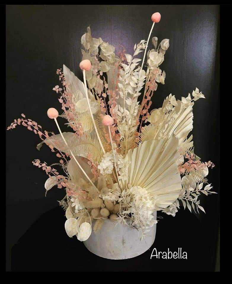 Arabella preserved arrangement