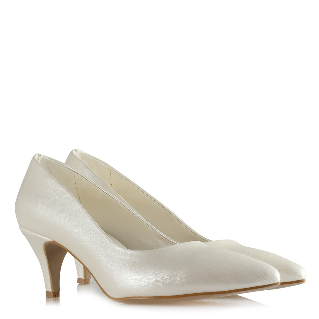 Women's Bridal Heeled Shoes