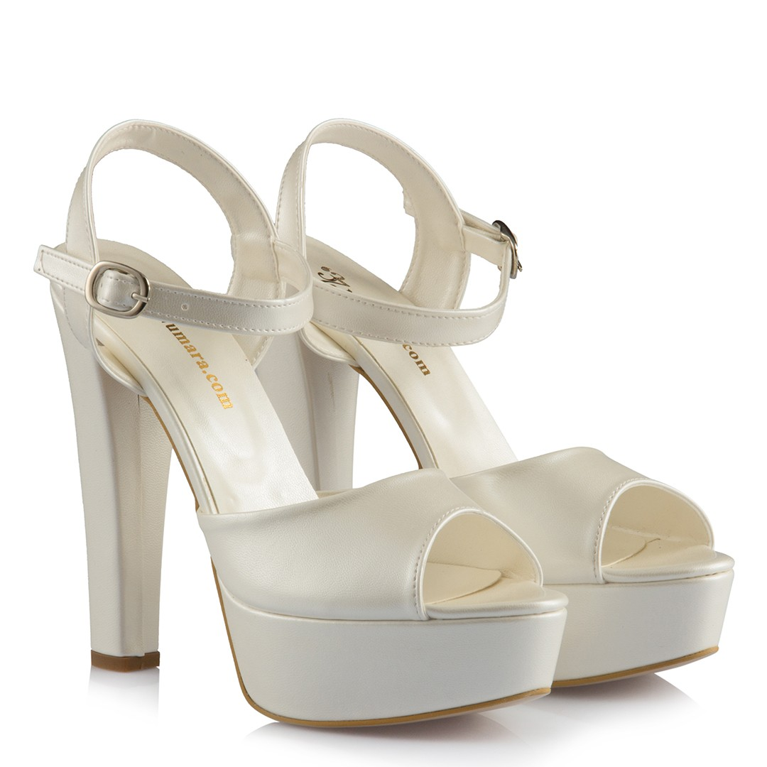 Women's Summer Bridal Heeled Shoes