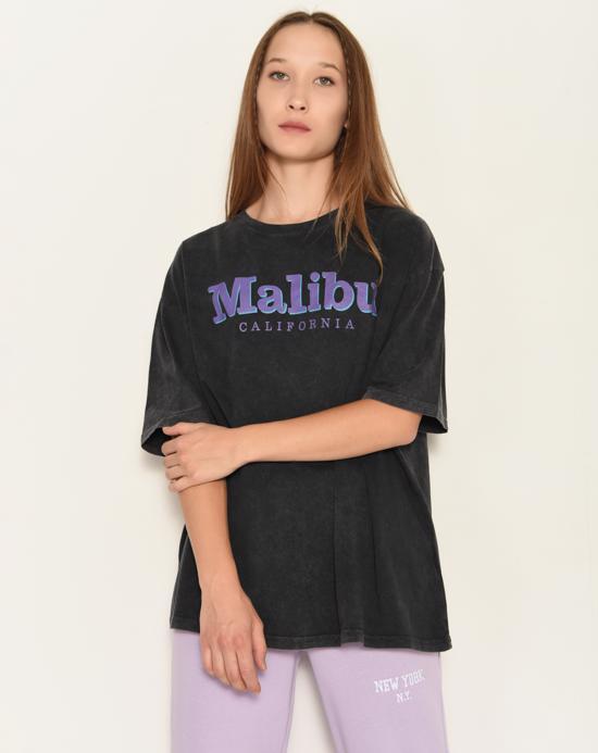 Women's Printed Smoky T-shirt