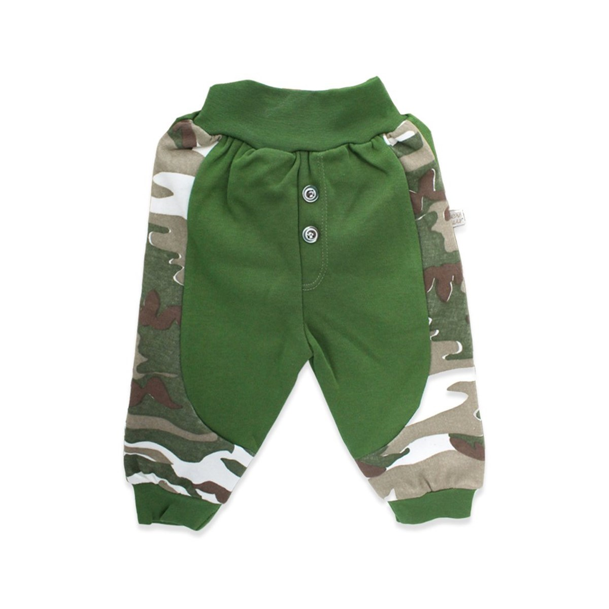 Baby Boy's Camouflage Pattern Pants