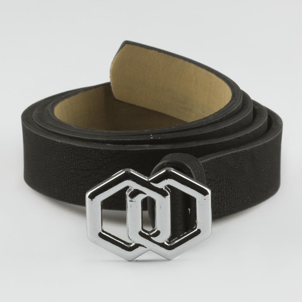 حزام بقفل مربع نسائية (2,5 سم)