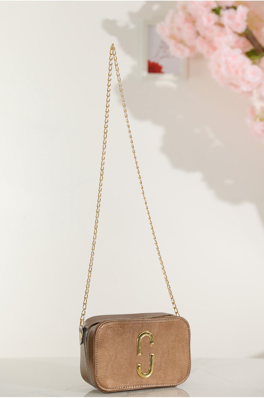 Women's Copper Casual Bag