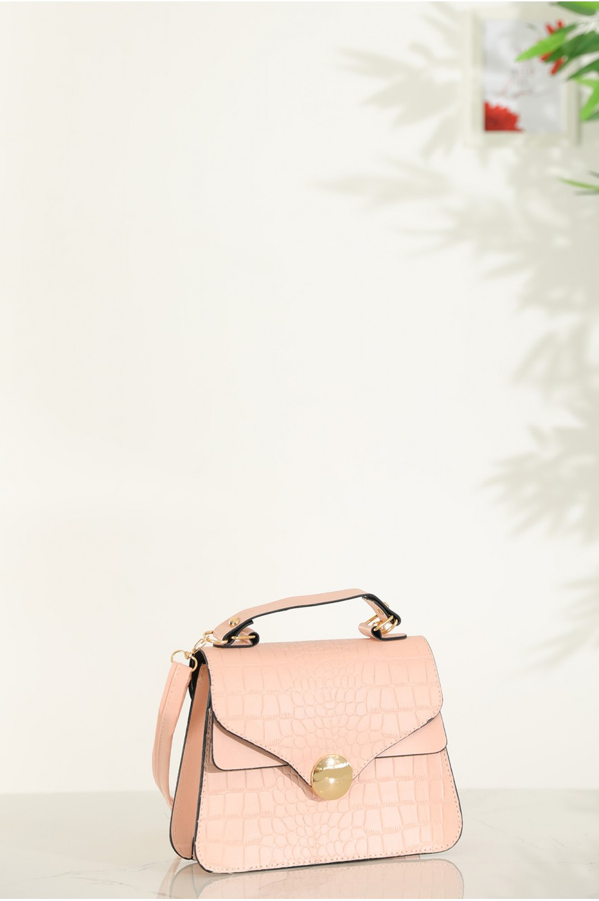 Women's Powder Rose Casual Bag