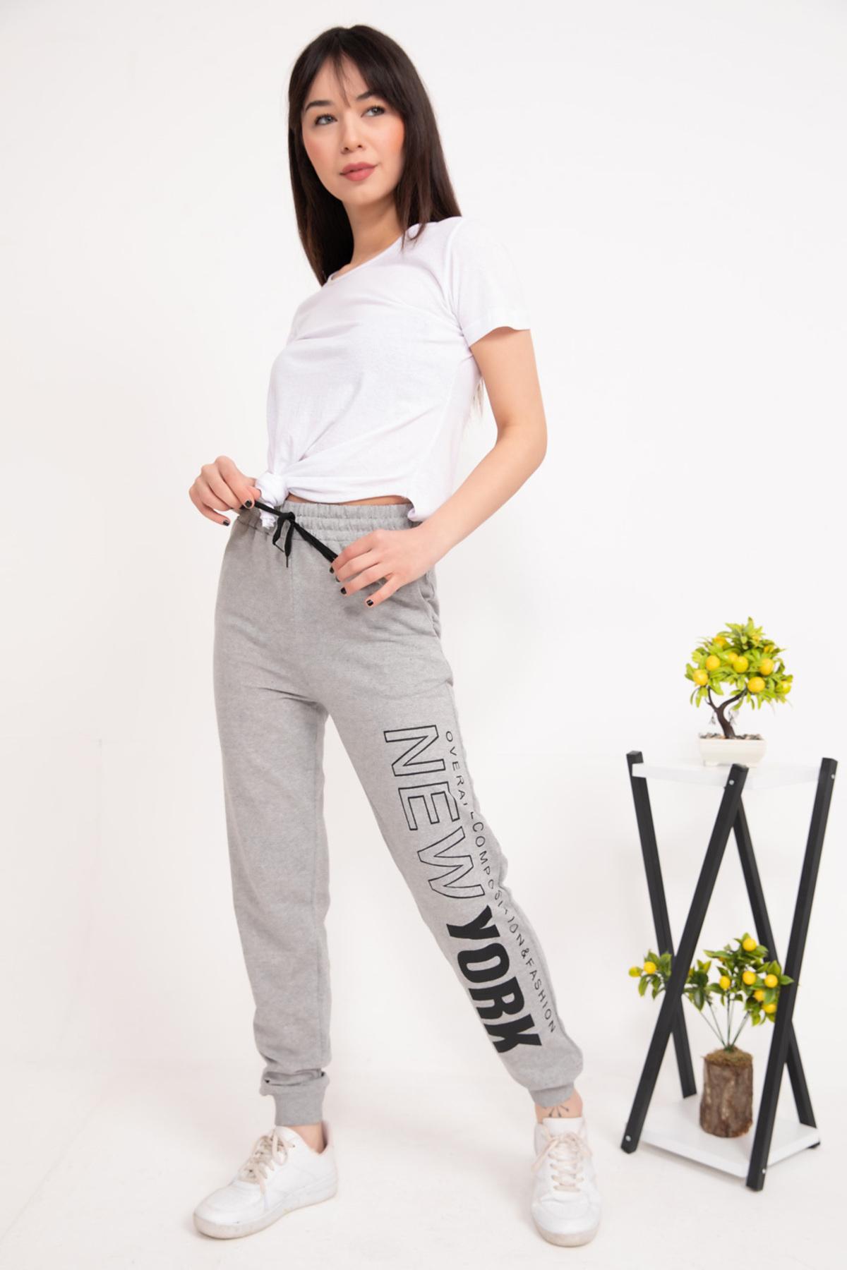 Women's Printed Sport Pants