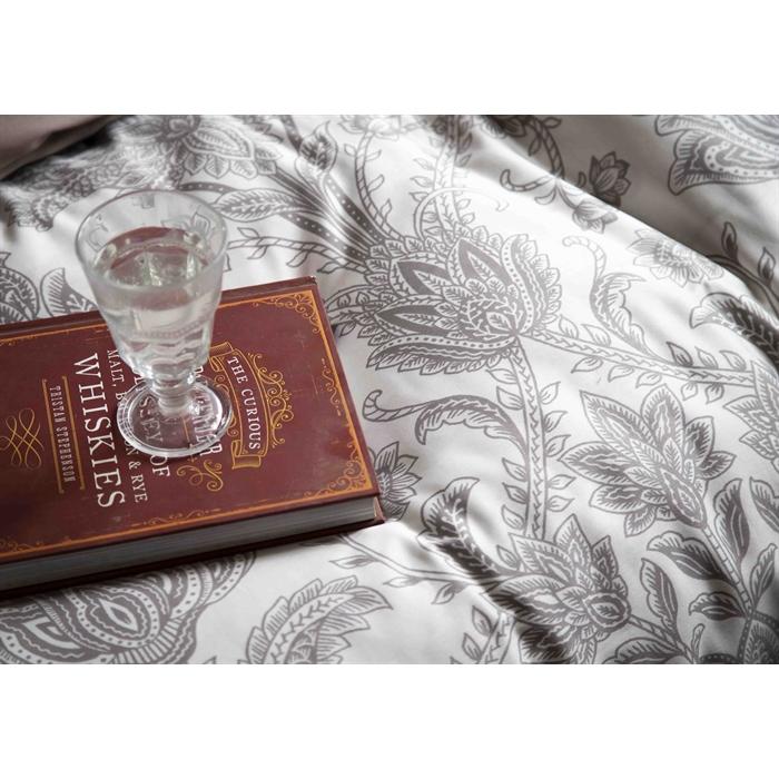 طقم سرير فردي ستان- غطاء لحاف: 160*220 سم، ملاية: 160*240 سم، غطاء وسادة: 50*70 سم (1 قطعة)، غطاء وسادة أكسفورد: 50*70+5 سم (1 قطعة)