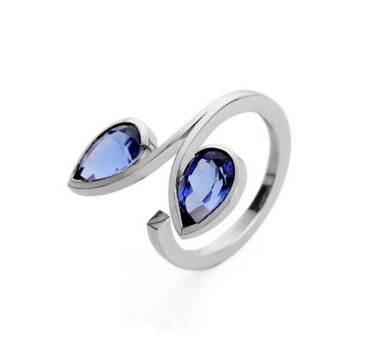 Women's Sapphire Gemstone Ring