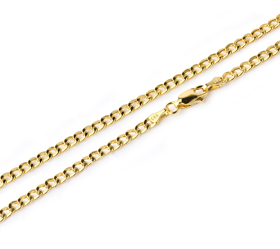 Men's Gold Chain Necklace