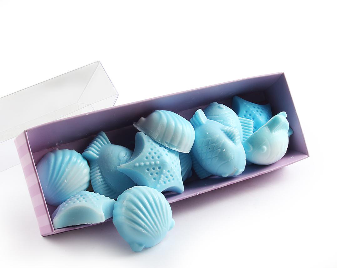 Sea Theme Scented Soap Gift Box