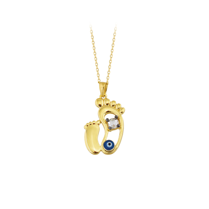 Women's 14 Carat Gold Necklace
