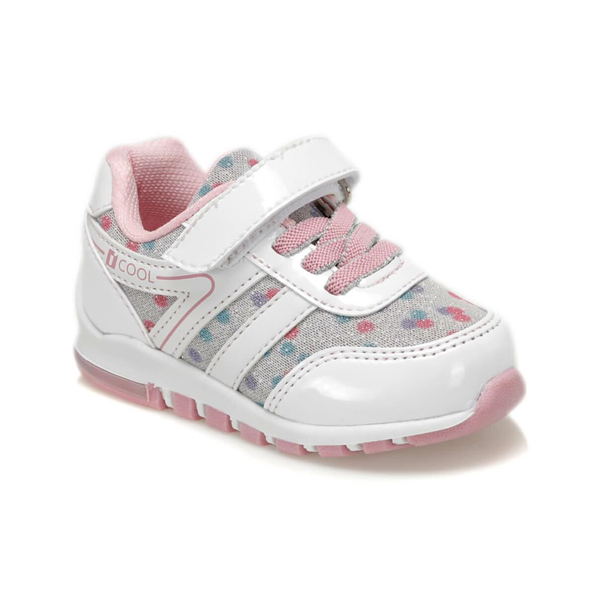 حذاء سنيكرز بباند فليكرو بناتي