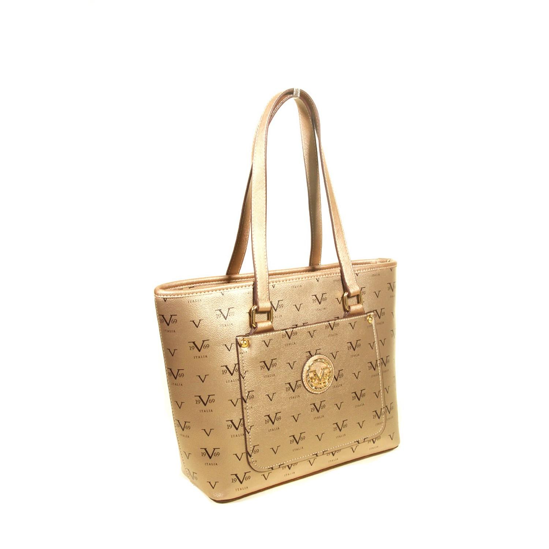 حقيبة ذهبية مزخرفة نسائية