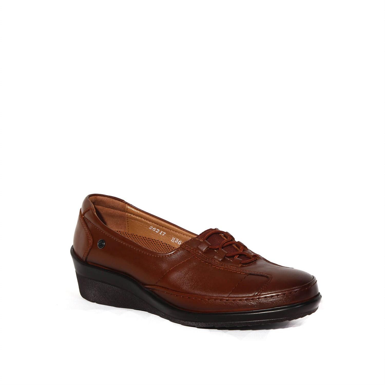 حذاء روكي جلد نسائي