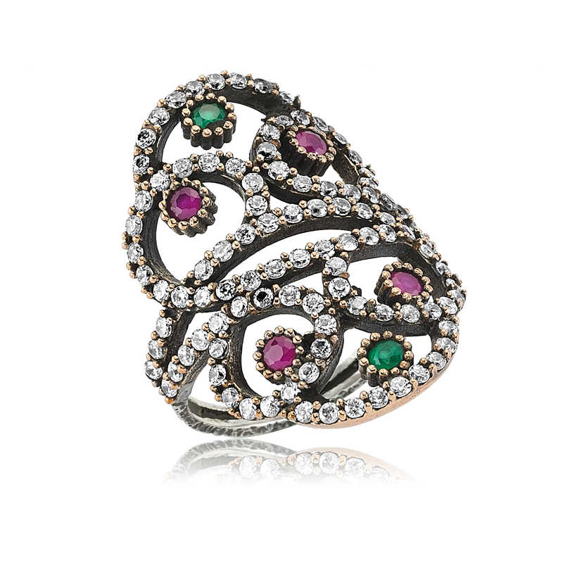 Women's Silver Authentic Ring