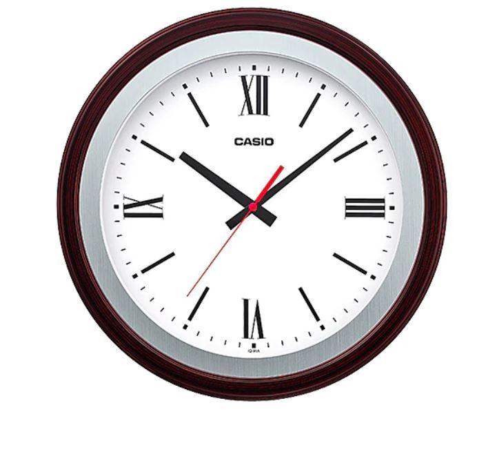 ساعة حائط بتصميم دائري