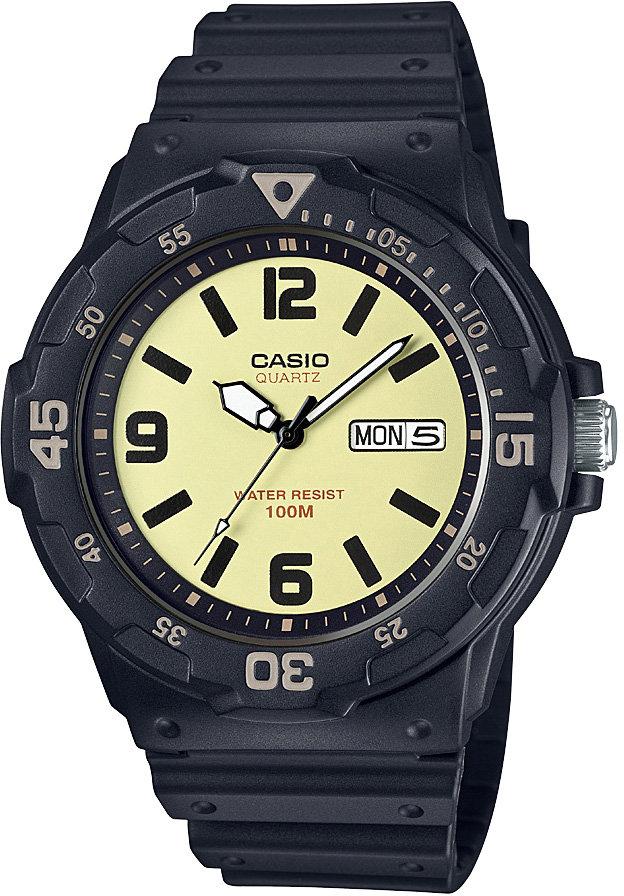 ساعة يد رياضية سوداء رجالي