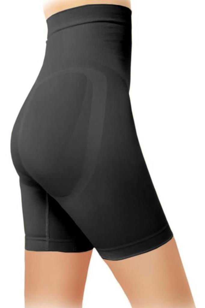 Women's Seamfree Silicone Corset Shorts