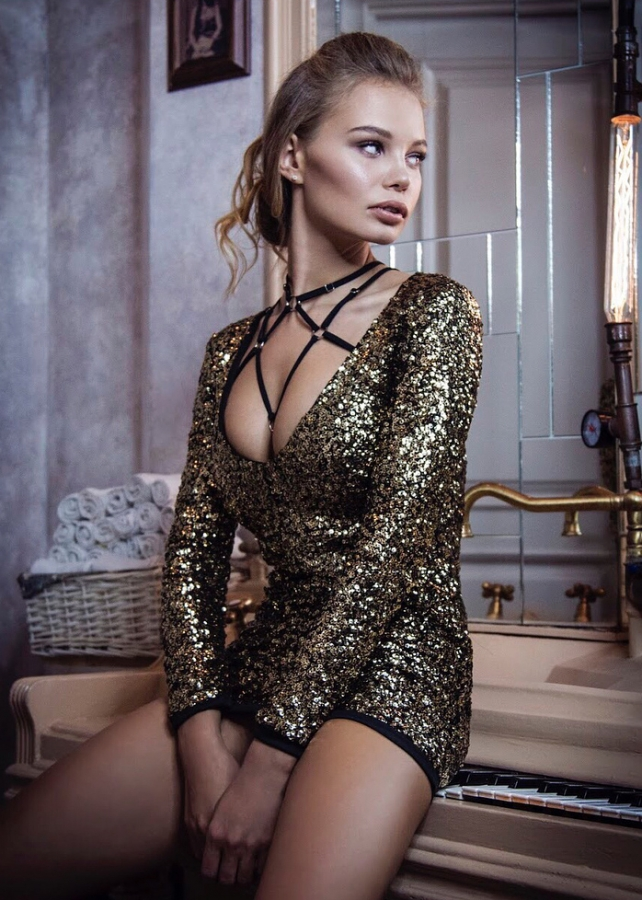 Women's Thin Elastic Sexy Accessory