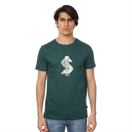 Men's Printed Short Sleeve T-shirt