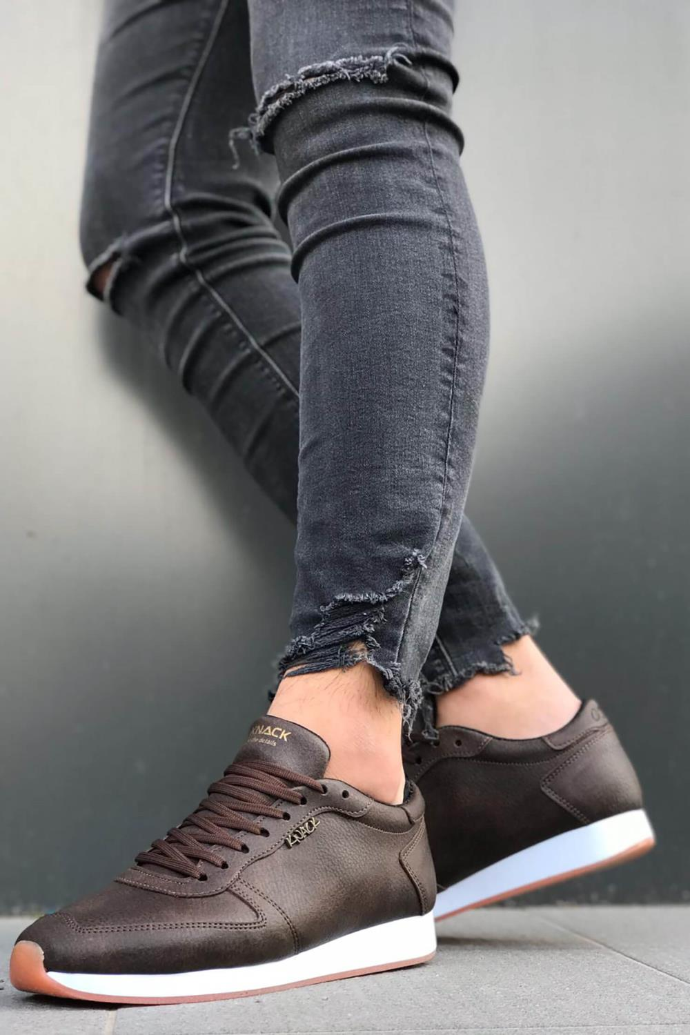 Men's Brown Casual Shoes