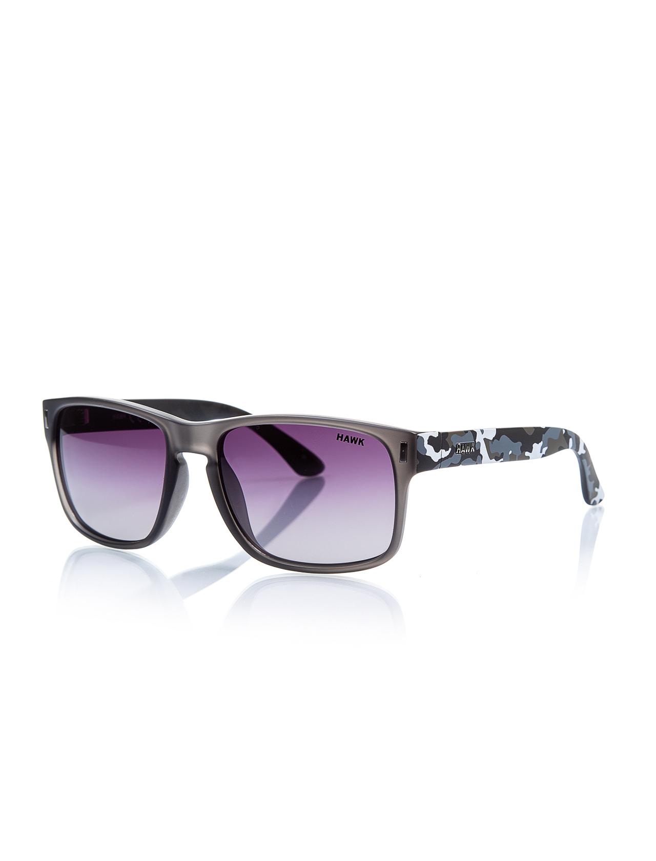 نظارة شمسية بإطار بلاستيك مزخرفة للجنسين
