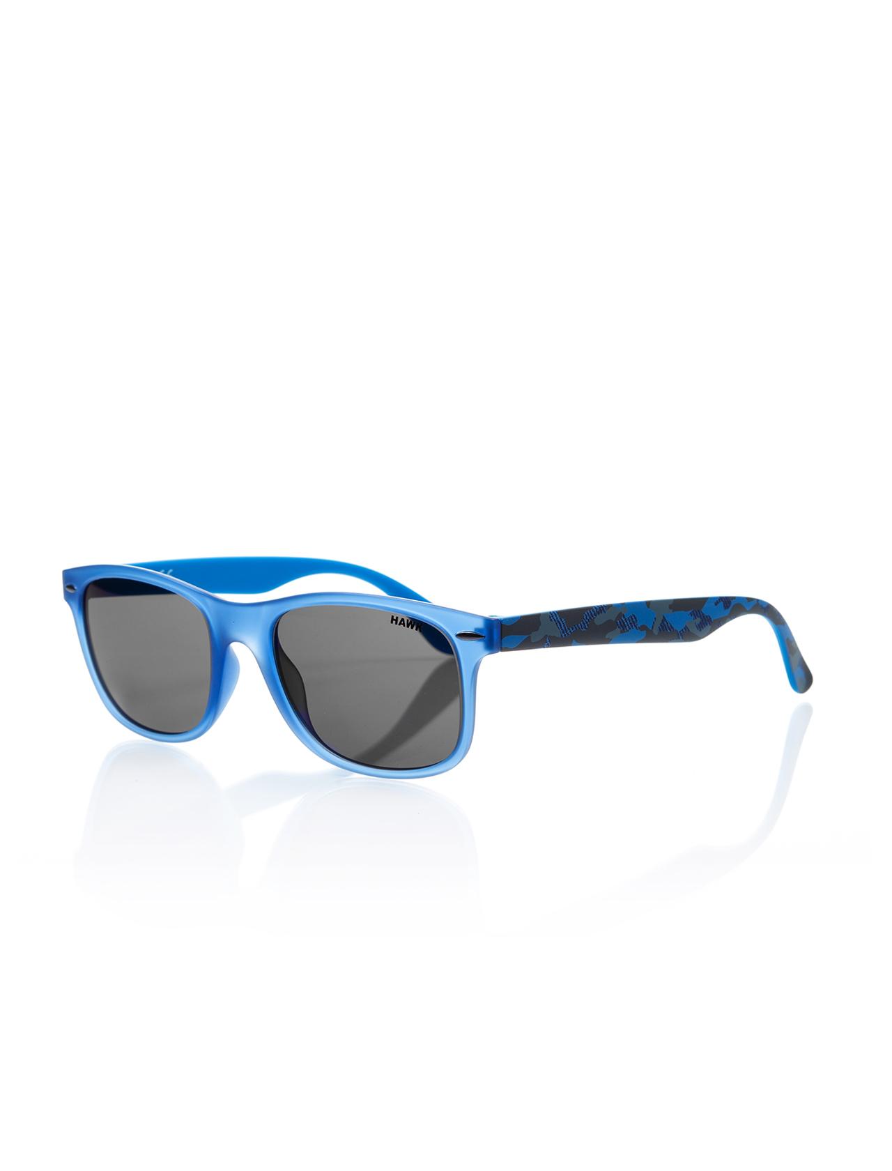 نظارة شمسية بلاستيك زرقاء للجنسين