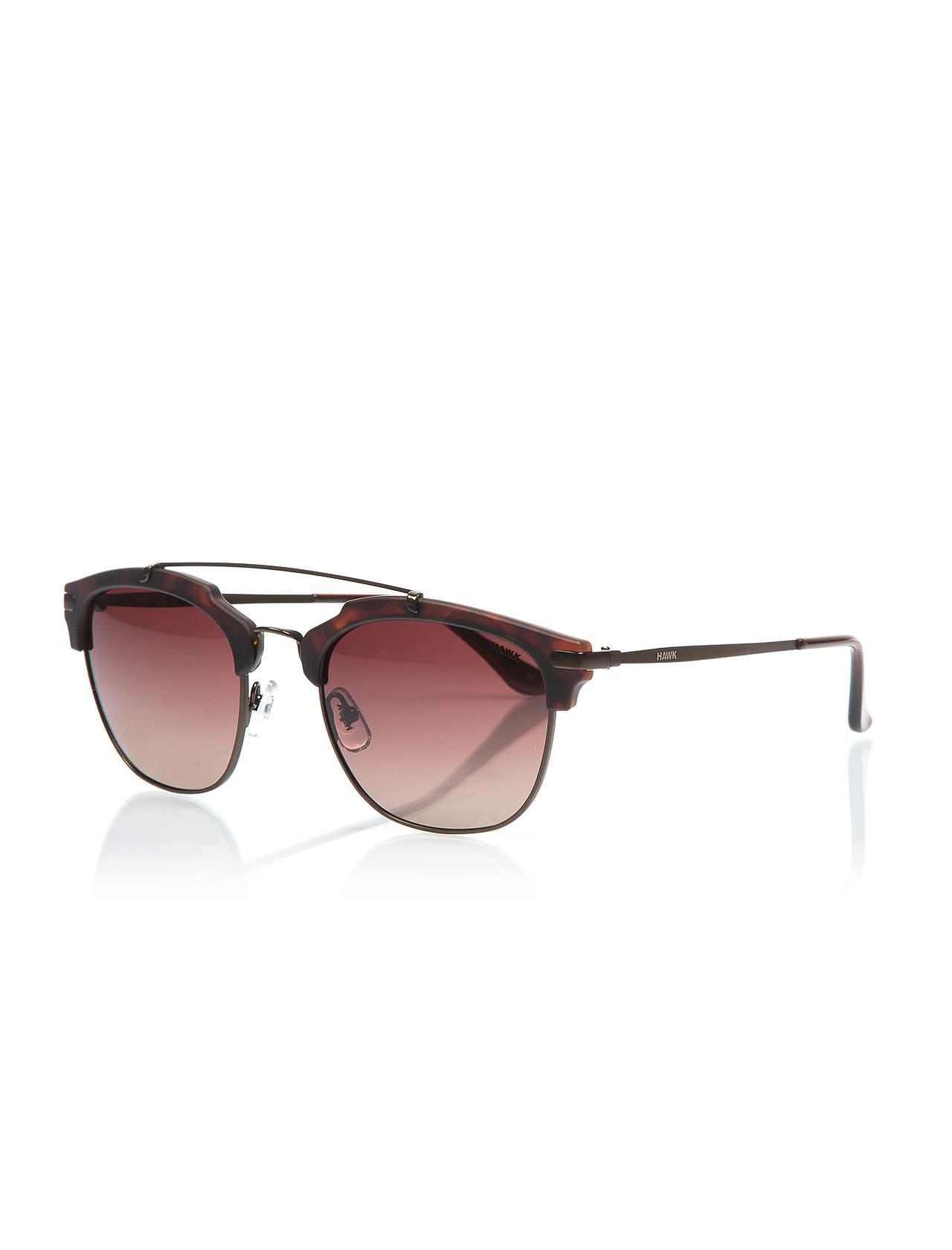 Unisex Semi Frame Sunglasses