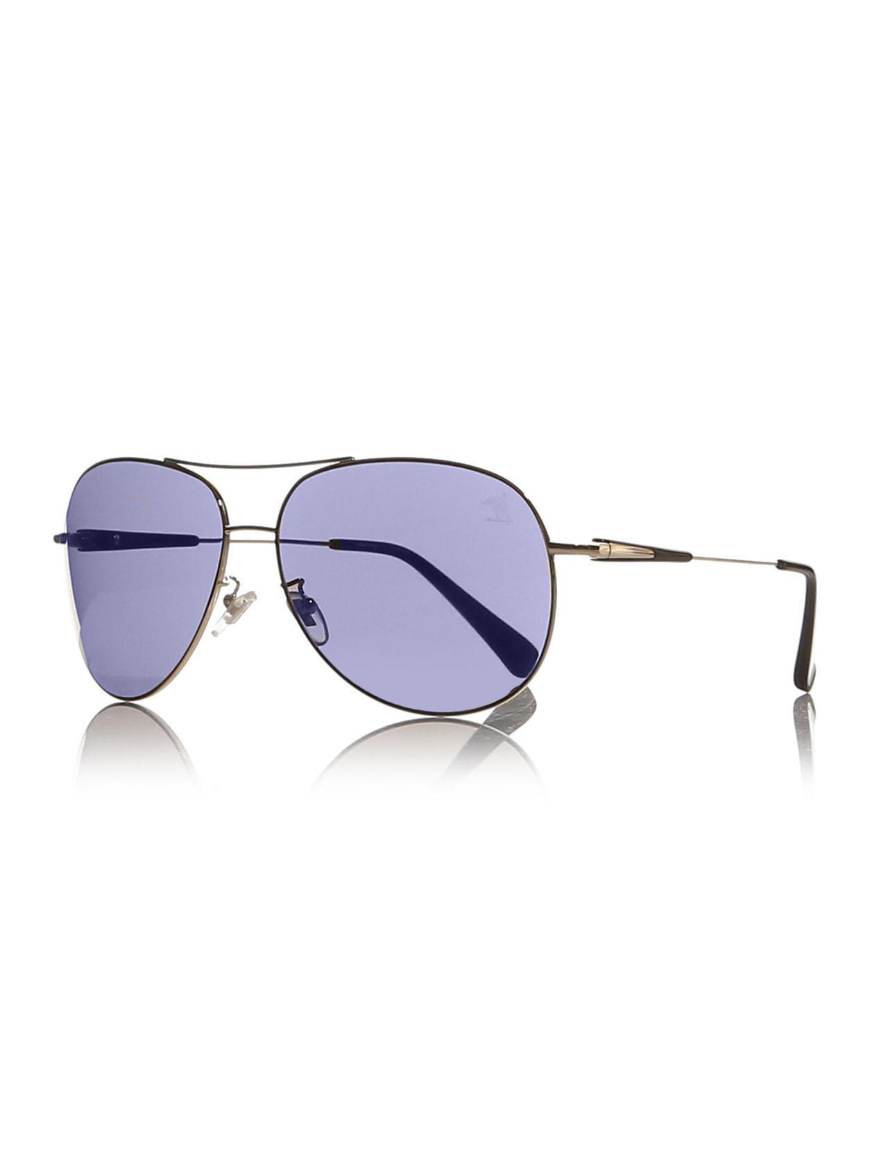 Men's Metal Frame Sunglasses