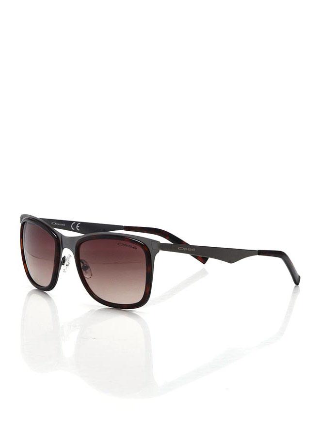 Unisex Plastic Frame Sunglasses