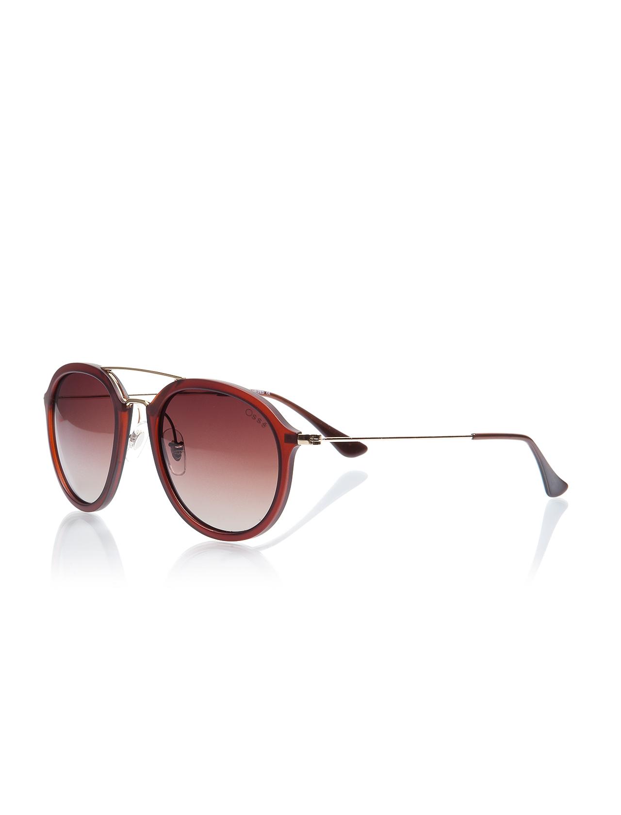 Men's Plastic Frame Metal Sunglasses