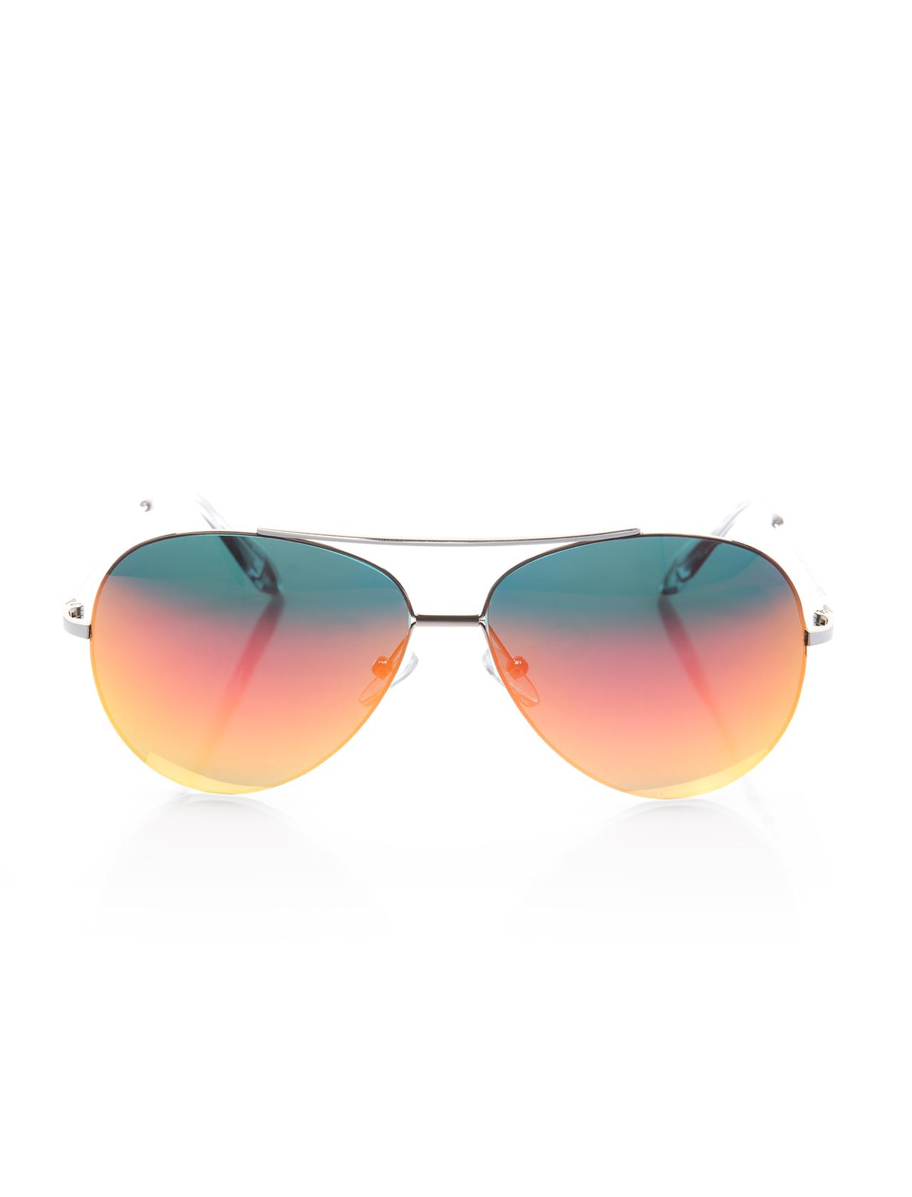 نظارة شمسية بإطار معدني للجنسين