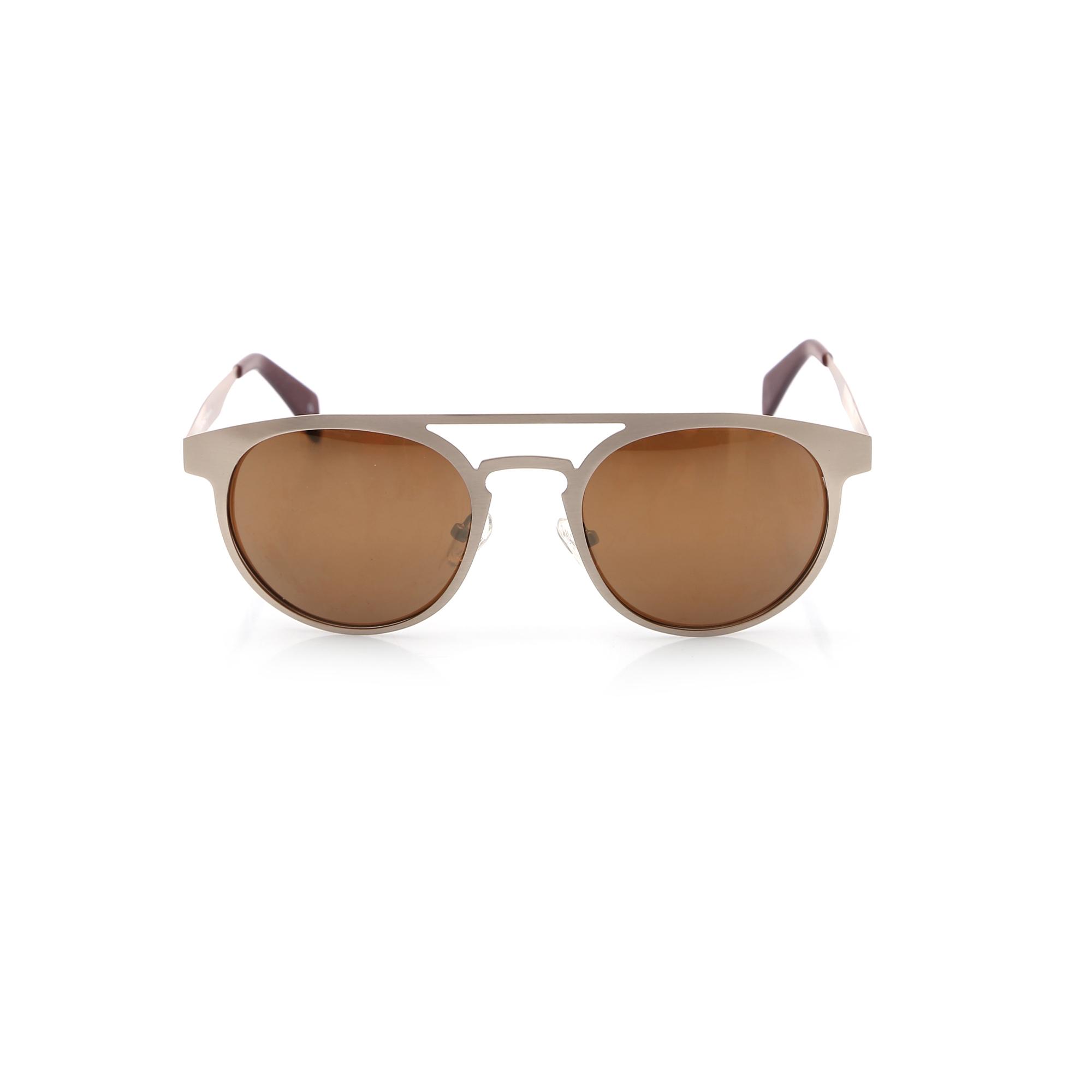 Men's Brown Frame Sunglasses